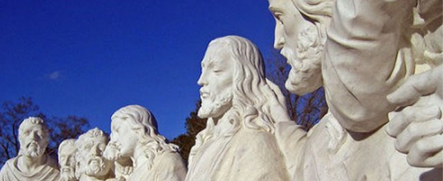 Witte Donderdag: God in ons midden 1
