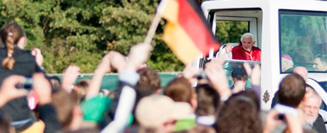 Het Duitse pausbezoek: een eerste balans 1