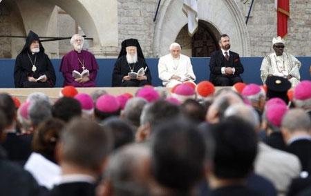 De kwijnende vlam van Assisi 1