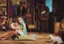 Zeldzame foto's van de geboorte van Jezus