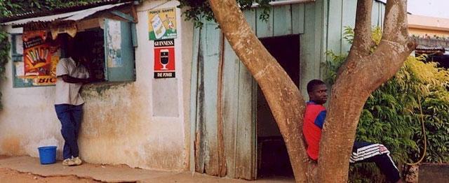 Te gast in Abidjan 1