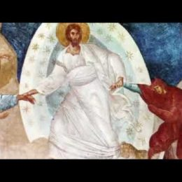 Jezus' nederdaling ter helle