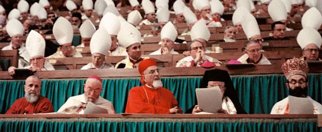 Vaticanum II: het uitvoeren waard 1