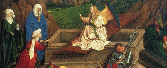 De weg naar Van Eyck 1