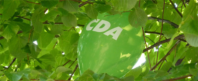 Crisis CDA is existentieel 1