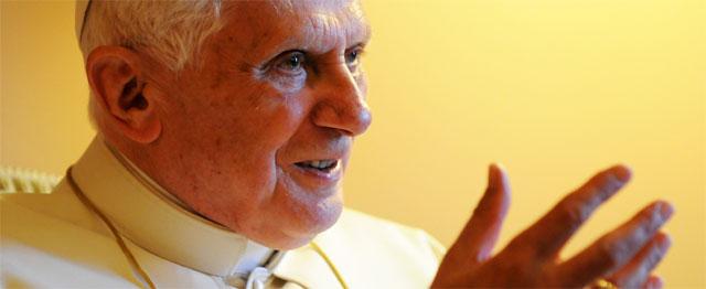 Erfstukken van de paus emeritus 1