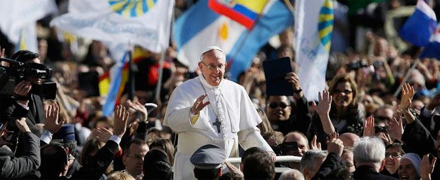 Hoe zijn geschiedenis een paus maakt 1