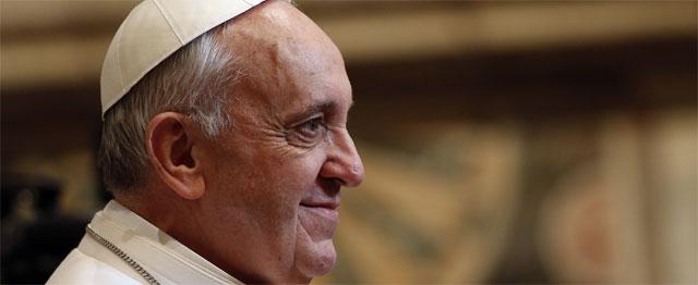 De bekering van paus Franciscus 1