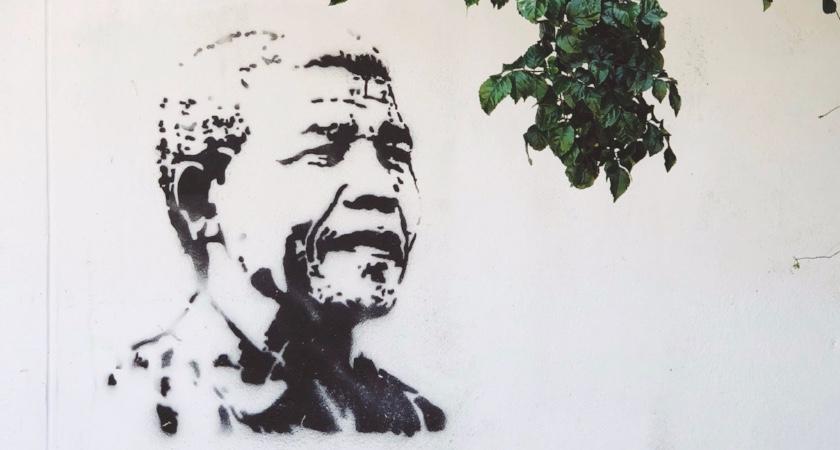 Dank u, Nelson Mandela, voor wie u was