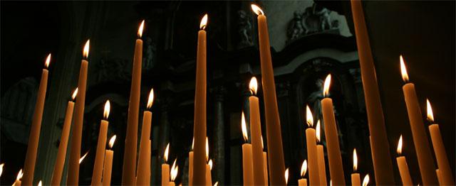 Volhardend bidden 1