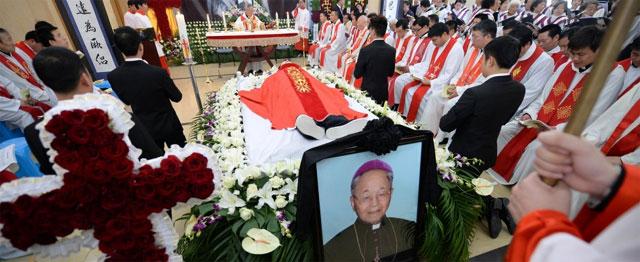 Bisschop Fan: Trouw tot het einde toe 1