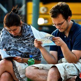 Mensen onderweg (2): De kaart