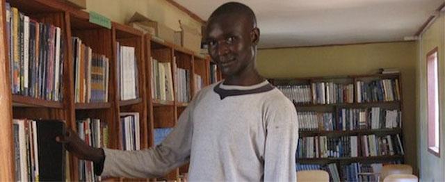 Baken in de wederopbouw van Zuid-Soedan 1
