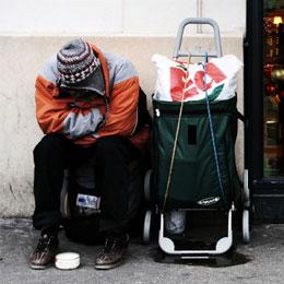 Help de armen, bestrijd de rijkdom 2
