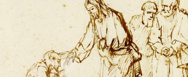 Jezus kort door de bocht 1