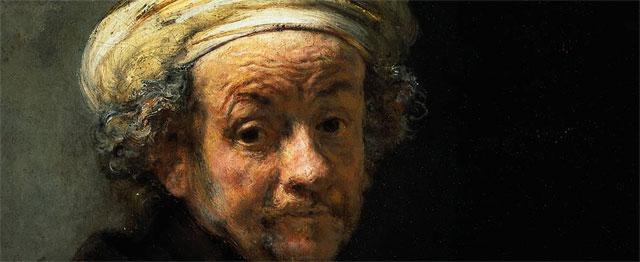 Late Rembrandt laat emoties de vrije loop 1