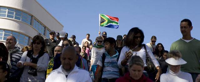 Xenofobie houdt Zuid-Afrika in de greep 1