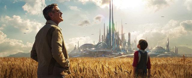 Tomorrowland: het hemelse Jeruzalem 1
