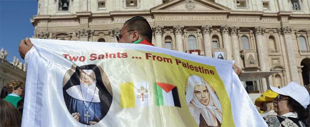 De twee Maria's van Palestina 1