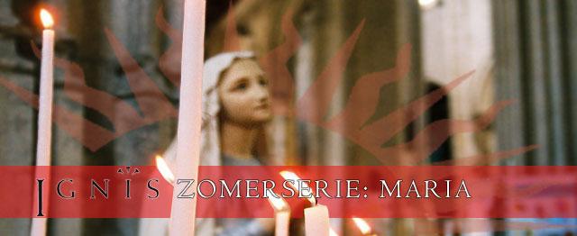 De verering van de Heilige Maagd komt op gang 1