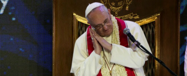 Waarom de paus rustig slaapt 1