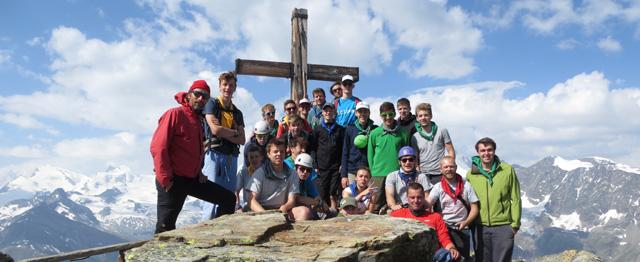 Collegekampen Turnhout: Samen naar de top 1