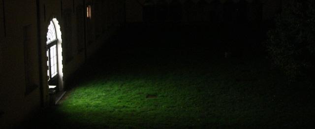 Duisternis wordt gegrepen door licht