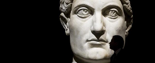 De twee dromen van keizer Constantijn 1