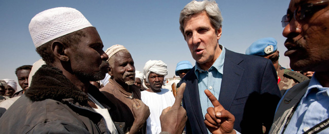 """John Kerry: """"Diplomatie kan niet om religie heen"""" 1"""
