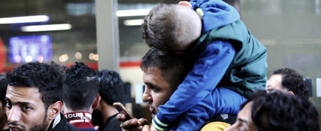 De vluchteling in ons 1