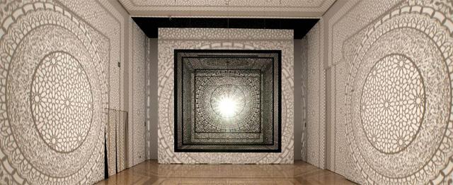 Arabisch licht 1