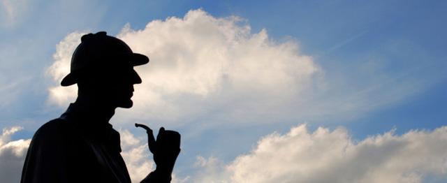 De detective, held van onze tijd 1