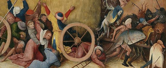 Jheronimus Bosch' monsterlijke vermaningen 1