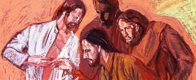 Beloken Pasen: de innerlijke aanraking 1