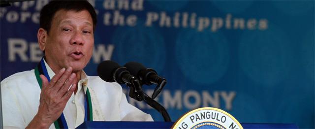 Filippijnse kerk in spagaat door Duterte 1
