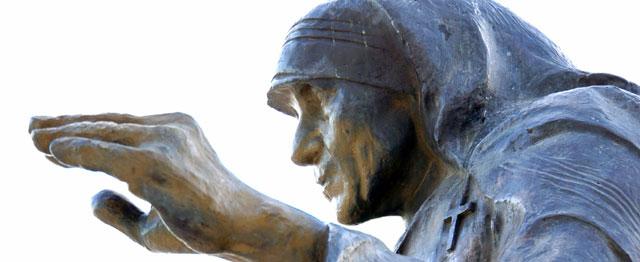 Moeder Teresa: heilige voor de gebrokenen 1