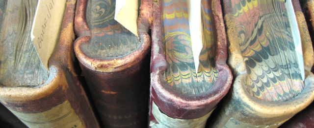 Reuzen en dwergen in het archief 1