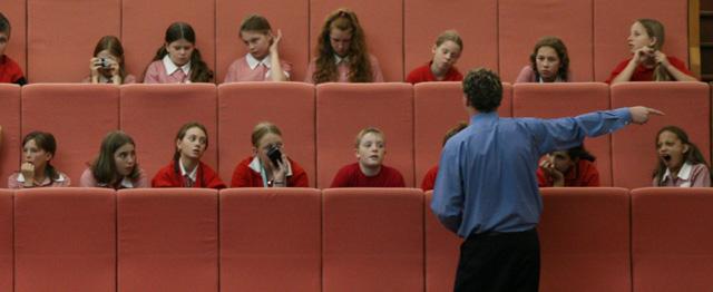Kan de school burgerzin bijbrengen? 1