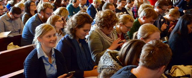 """Congres Bruisende Kerk: """"Geef jongeren eigen stem"""" 1"""