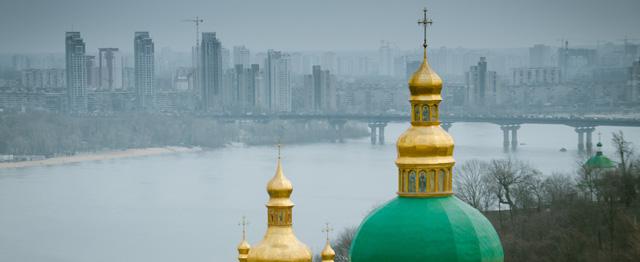 Oekraïne: Tussen de beer en de oude dame 1