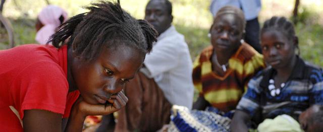 Het is stil in Zuid-Soedan 1