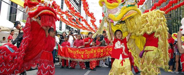 Chinees Nieuwjaar: Allerzielen, dankdag en verjaardag ineen 1