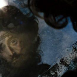 Vertrap mij maar, zegt Christus in Silence 2