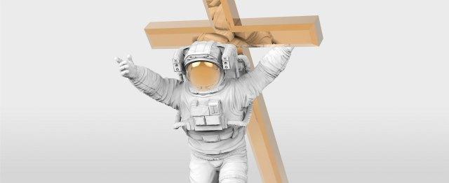Hoe de astronaut van Klibansky gelovigen een spiegel voorhoudt 5