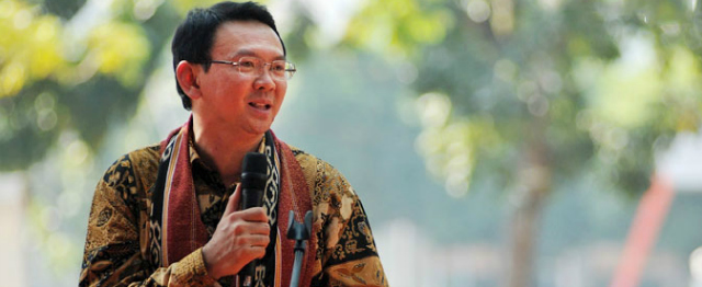 Ahok, oud-gouverneur van Jakarta, Basuki Tjahaja Purnama