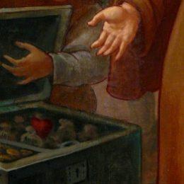 Antonius vindt het hart van de rijke man