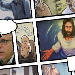Het geheim van een goede katholieke strip 1