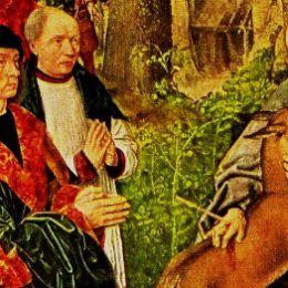 Waarin het verhaal van Sint Gilles lijkt op dat van Christus 2