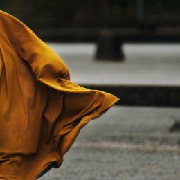 islam, bedekte vrouw