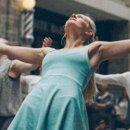 Dansen als vorm van voorbede